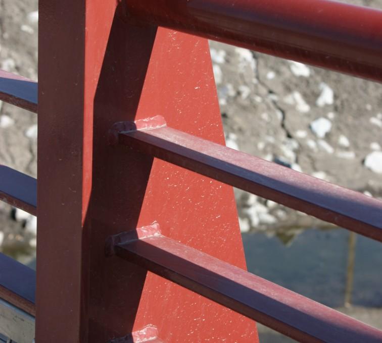 American Fence - Lincoln - Custom Railing, Vine 3