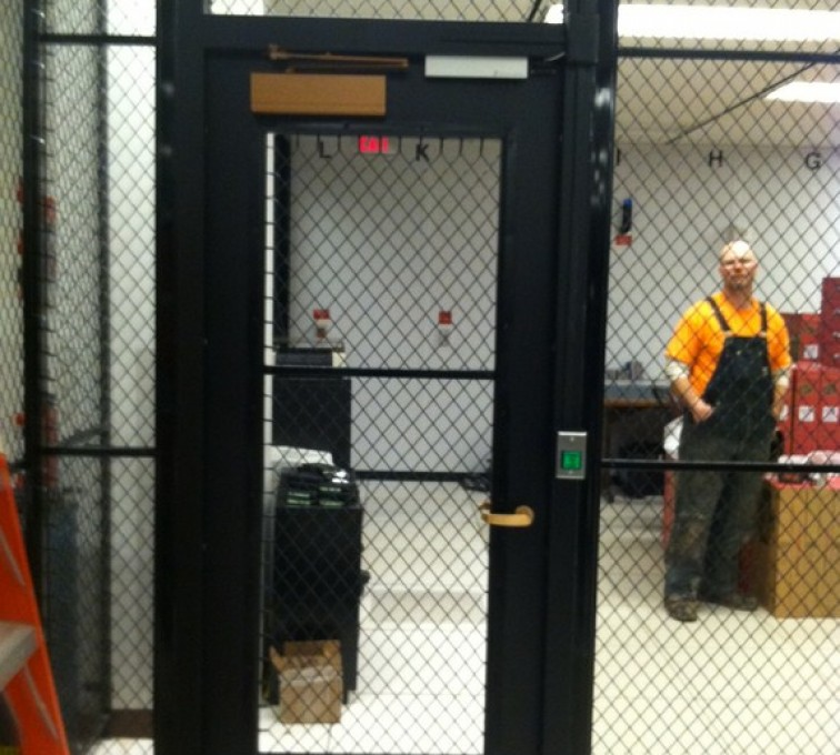 American Fence - Lincoln - Woven & Welded Wire Fencing, Wire Mesh Partitions - AFC - IA