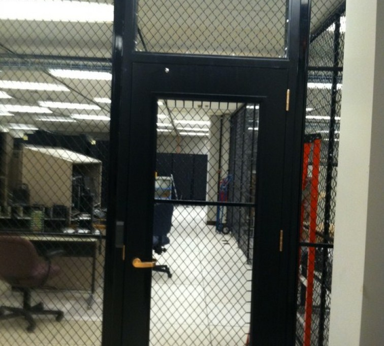 American Fence - Lincoln - Woven & Welded Wire Fencing, Wire Mesh Partitions 3 - AFC - IA