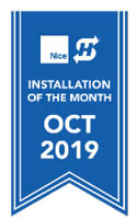 Installation of the Month